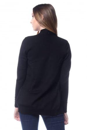 Cardigan de Tricot modal bolso