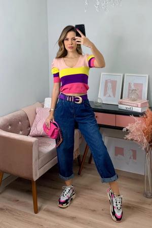 Blusa colors Lima